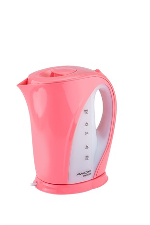Awox Mercan Pembe Kettle