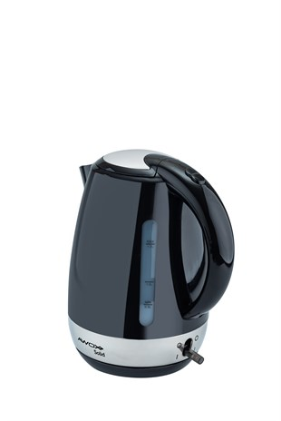 Awox Solid Siyah Kettle